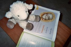 A little lamb can be a substitute teacher's best friend!