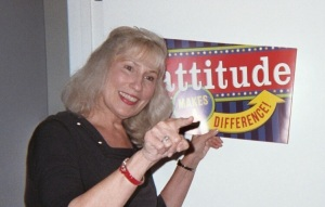 """""""Does a good attitude help us win in sports and in life?"""""""