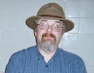 Scott Bitner, M.ED, sporting a favorite hat